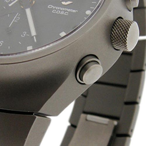 Kompakte Form: Armbanduhr für Ventura